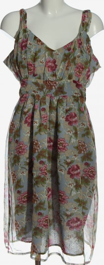 Cassani Blusenkleid in L in blau / grün / pink, Produktansicht