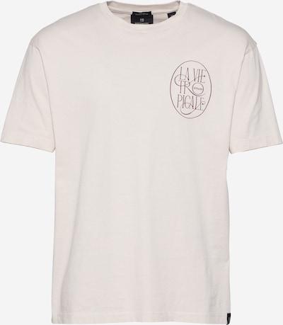 SCOTCH & SODA Тениска в бежово / боровинка, Преглед на продукта
