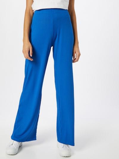 Gina Tricot Hose in neonblau, Modelansicht
