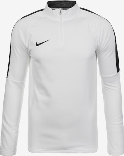 NIKE T-Shirt fonctionnel ' Academy 18 Midlayer' en noir / blanc, Vue avec produit