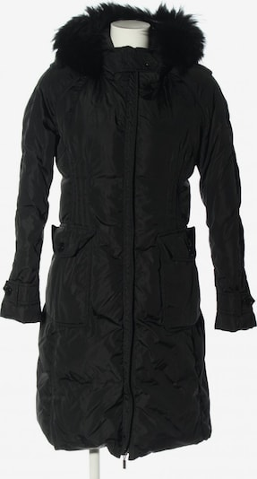 MONCLER Daunenmantel in XS in schwarz, Produktansicht