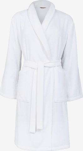 Kenzo Home Bademantel 'ICONIC' in Weiß