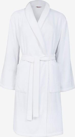 Kenzo Home Bademantel 'ICONIC' in weiß, Produktansicht