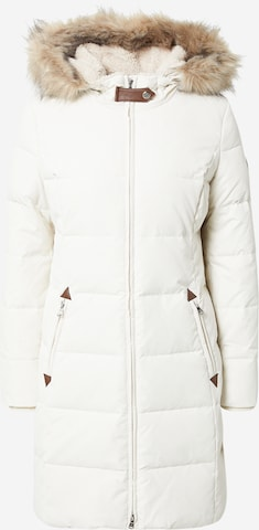 Manteau d'hiver Lauren Ralph Lauren en blanc