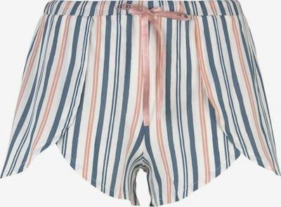 TOM TAILOR Pyjama in de kleur Donkerblauw / Rosa / Wit, Productweergave