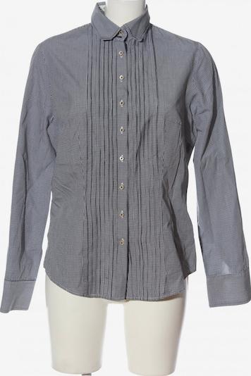 Wallmann Langarmhemd in XL in schwarz / weiß, Produktansicht
