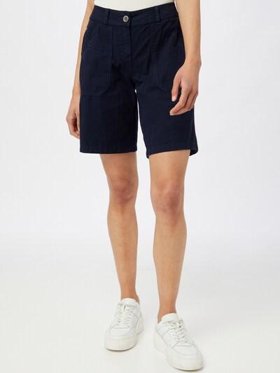 Soccx Bikses, krāsa - tumši zils, Modeļa skats