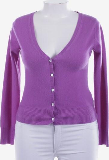 FTC Cashmere Pullover / Strickjacke in L in lila, Produktansicht