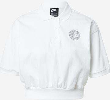 Nike Sportswear Shirt in Wit
