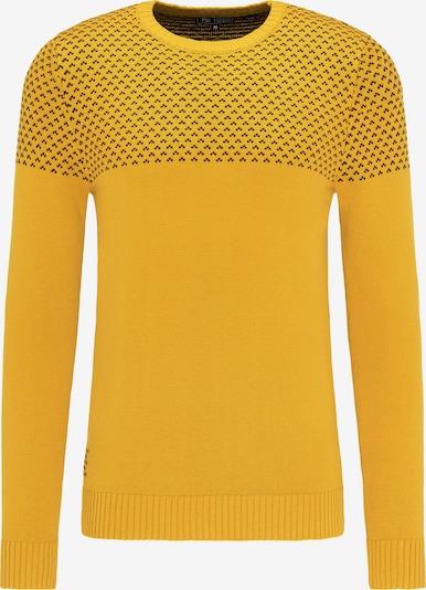 MO Trui in de kleur Geel / Curry / Olijfgroen, Productweergave