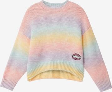 Desigual Pullover 'JERS_CAMELIA' in Mischfarben