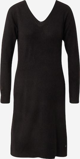 Rochie tricotat Eight2Nine pe negru, Vizualizare produs