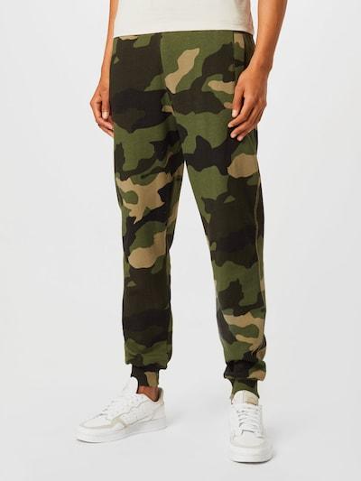 Pepe Jeans Kalhoty 'WOODY' - khaki / olivová / rákos / jedle, Model/ka