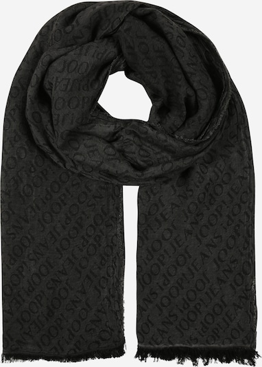 JOOP! Jeans Šal 'Morris' u smeđa / siva: Prednji pogled