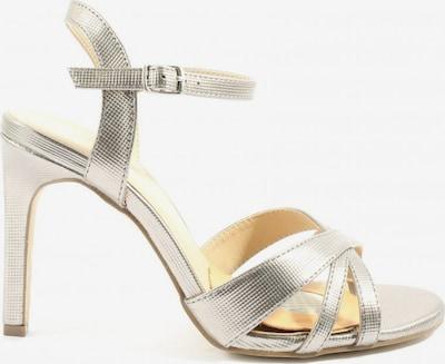 BULLBOXER High Heel Sandaletten in 38 in silber, Produktansicht