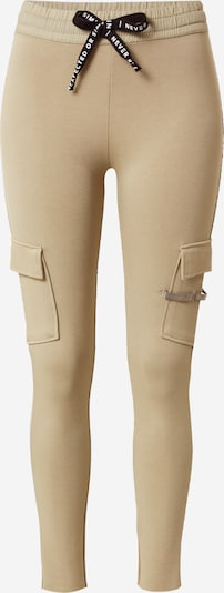 Leggings 10Days pe kaki / negru / alb, Vizualizare produs