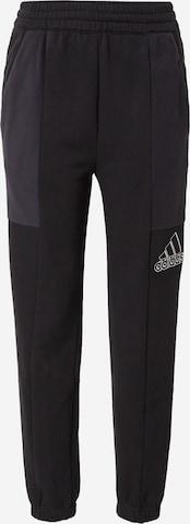 ADIDAS PERFORMANCESportske hlače - crna boja