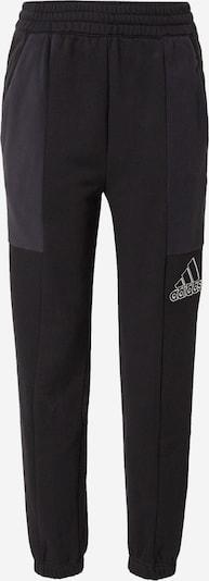 ADIDAS PERFORMANCE Sporthose in schwarz / weiß, Produktansicht