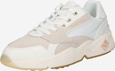 GANT Zapatillas deportivas bajas en altrosa / blanco, Vista del producto