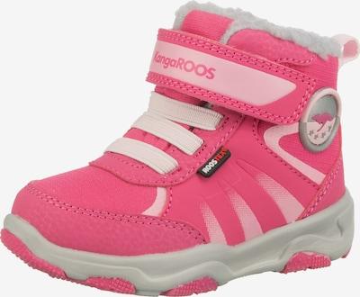 KangaROOS Snowboots 'KS-DRIFTER EV RTX' in grau / pink, Produktansicht