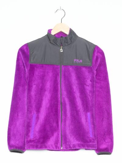 FILA Fleece in S in neonlila, Produktansicht