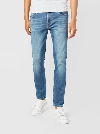 Pepe Jeans Džínsy 'HATCH' - modrá denim: Pohľad spredu