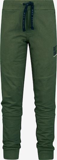 Pantaloni 'Dean' Retour Jeans pe oliv / negru, Vizualizare produs