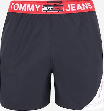 Tommy Hilfiger Underwear Plavecké šortky - tmavomodrá / červená / biela, Produkt