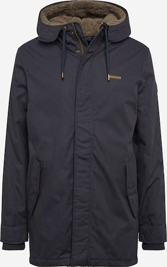 Ragwear Winterjas in de kleur Nachtblauw, Productweergave