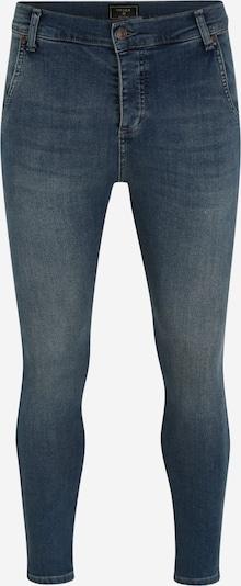 SikSilk Jeans in blue denim, Produktansicht