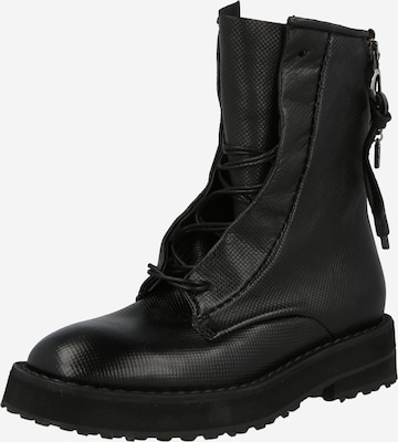 A.S.98 Stiefelette 'Chimica' in Schwarz