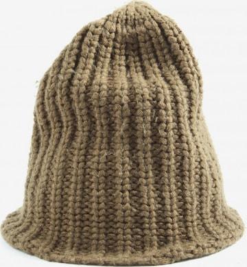 Monki Hat & Cap in XS-XL in Bronze