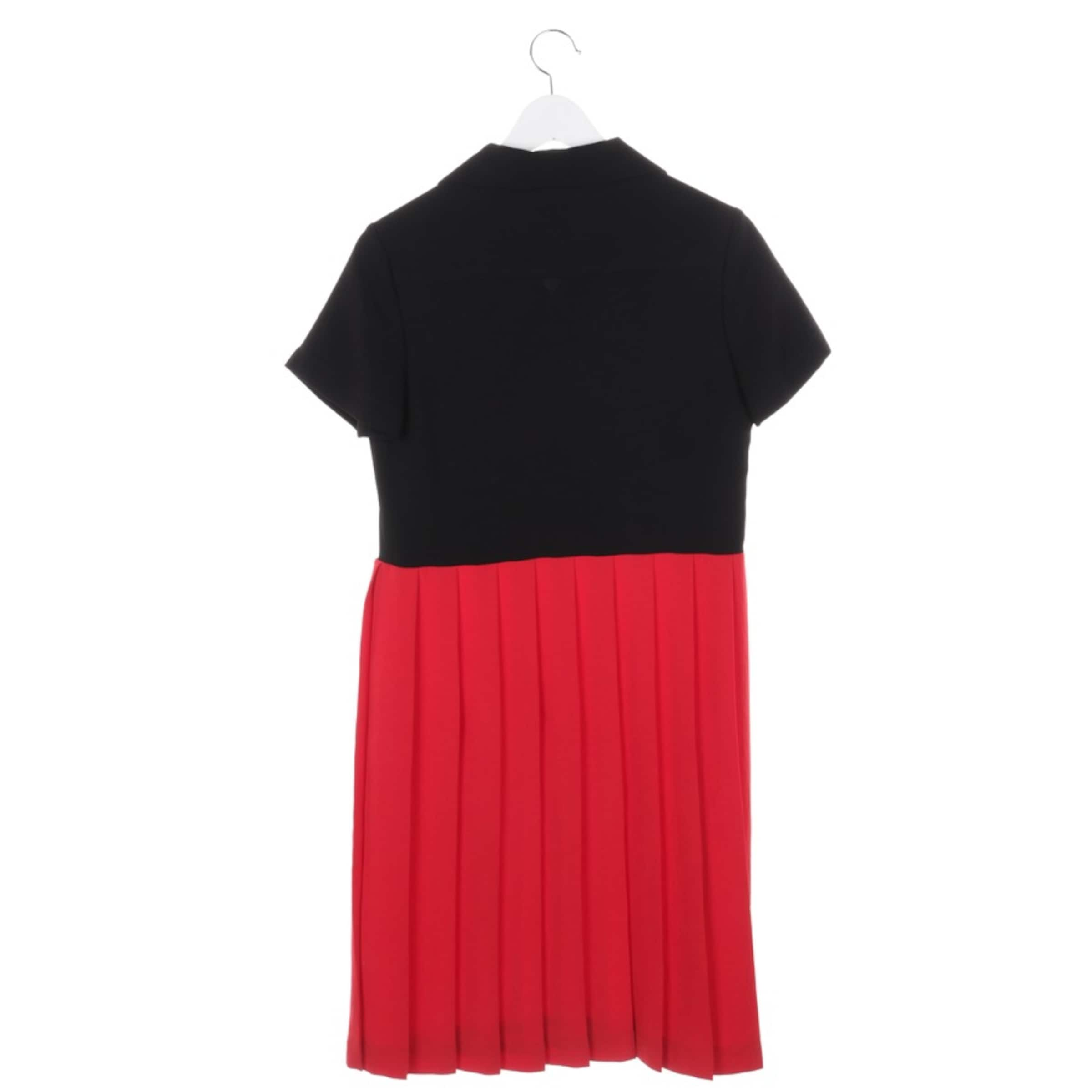 Marc Jacobs Blusenkleid in 34 in rot / schwarz