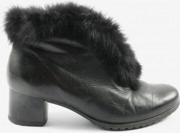 Luftpolster Dress Boots in 37,5 in Black