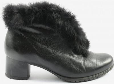 Luftpolster Absatz Stiefel in 37,5 in schwarz, Produktansicht