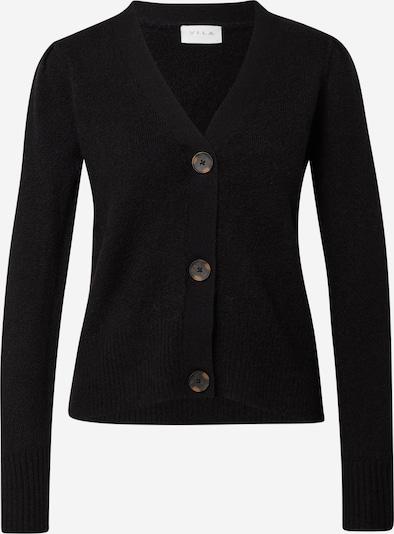 VILA Knit Cardigan 'ESHY' in Black, Item view