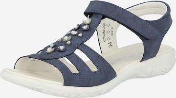RICOSTA Sandaal 'CARA', värv sinine
