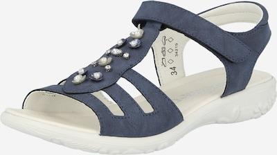 RICOSTA Sandale 'CARA' in blau, Produktansicht