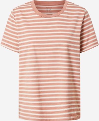 GAP Shirts i gammelrosa / hvid, Produktvisning