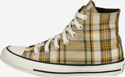 CONVERSE Schuhe 'Chuck Taylor All Star HI' in beige, Produktansicht