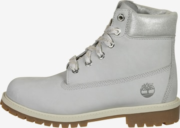 TIMBERLAND Stiefel in Grau