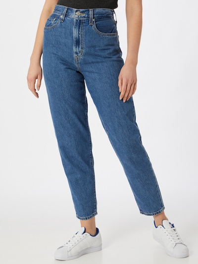 LEVI'S Vaquero 'High Loose Taper' en azul denim, Vista del modelo