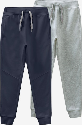 NAME IT Pants 'Voltano' in Night blue / Grey, Item view