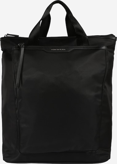 TOM TAILOR Rucksack 'Viona' in schwarz, Produktansicht