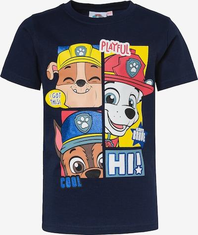 PAW Patrol Shirt in dunkelblau / mischfarben, Produktansicht