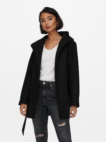 ONLY Átmeneti kabátok 'Trillion' - fekete