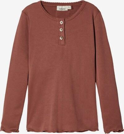 NAME IT Shirt in pastellrot, Produktansicht
