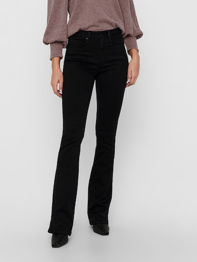 ONLY Jeans in de kleur Zwart, Modelweergave