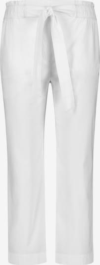 GERRY WEBER Hose in weiß, Produktansicht