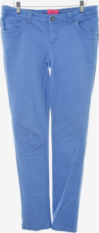 LAURA SCOTT Slim Jeans in 30-31 in Blau